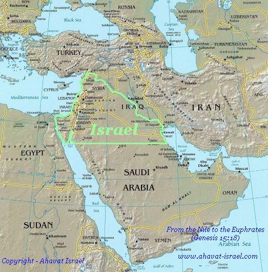 Ahavat Eretz Israel - Jewish Tradition: Future Israel